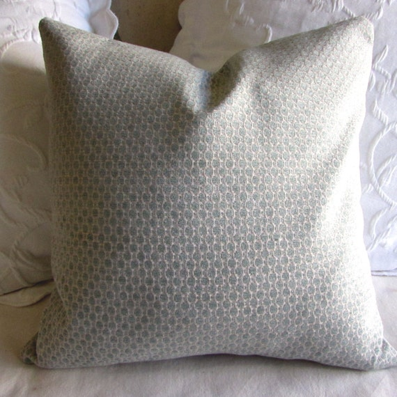 22x22 Decorative Pillows : Chenille decorative Pillow Cover 18x18 20x20 22x22 24x24 26x26