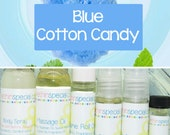 Blue Cotton Candy Perfume, Perfume Spray, Body Spray, Perfume Roll On, Candy Perfume, Perfume Sample, Dry Oil Spray, You Choose the Product