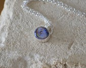 Cultured Opal Necklace