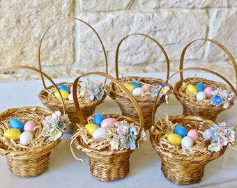 Darling Vintage Little Hand Made Easter Favors