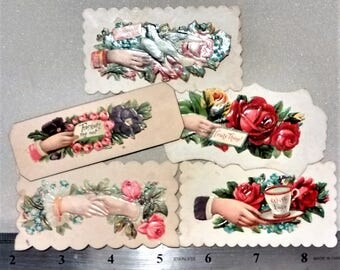 CC-100 Victorian Calling Cards