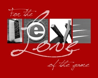 "SIUE Cougars ""For the Love of the Game"" Photographic Print"