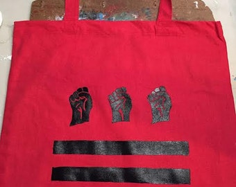 DC Resist bag in red