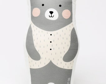 BEAR BABY PILLOW toy plush
