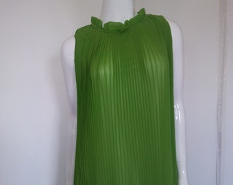 Vintage Sleeveless Dress size M\L