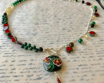 Garden Bloom Necklace