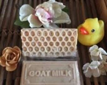 Goat Milk, Honey Oatmeal Handmade Soap