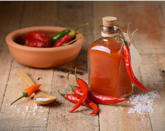 Organic Tabasco Hot Pepper Heirloom Vegetable Seeds