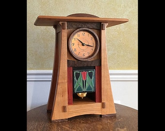 Ashley Craftsman Clock, #2