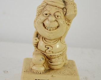 Vintage 1973 PAULA figurine PRUNE JUICE made in usa