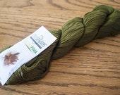 Cascade Ultra Pima DK Weight 100% Cotton Yarn- 220 yards - Avocado Green 3824