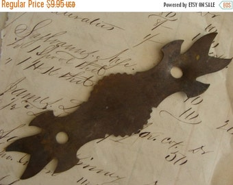 ON SALE Antique Goth Salvaged  Hardware