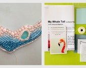 My Whale Tail Pendent Kit and Tutorial