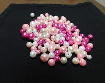 Bead Mix - Glass Pearl Mix