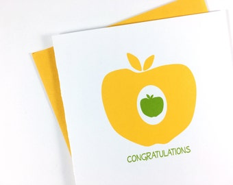 Baby Shower Card, New Baby Pregnancy Card for New Mom, Gender Neutral Card, Congratulations Card, Expecting Parents Card, New Parent Card