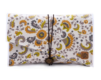 Super Clutch - Geometric flower