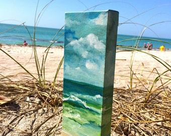 A slice of the Beach by Jenny Pollard