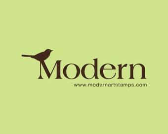 Custom Rubber Stamp   Custom Stamp   Personalized Stamp   Return Address Stamp   Name with Bird Stamp   Bird Stamp   Custom Logo Stamp   C76