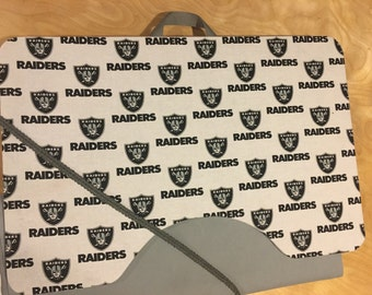 Oakland Raiders Large Lap Desk