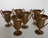 Vintage Plastic Loving Cup