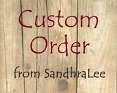 Custom Order for LydiaBD