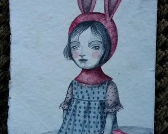 Sold Tilly the Rabbit