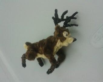 Fuzzy Figures: Reindeer