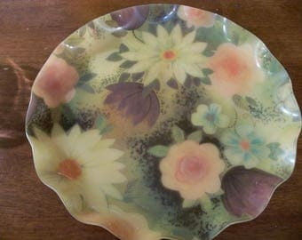 beautiful  fab tray scalloped edged  Bruce Mclarty ltd. a GORDON FRASER design