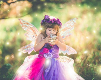 Fairy Dust Tutu Dress