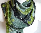 Mossy Forest Green Patchw...
