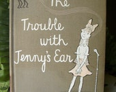 The Trouble with Jenny's Ear, Oliver Butterworth, Rare Vintage Children's Book, Hardback 1960, Third Printing
