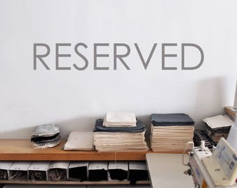RESERVED for frankie64