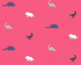 Dear Stella - Stellasaurus Collection - Mini Dino in Fuchsia