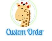 Custom for Jennifer - Polar Bear Hockey