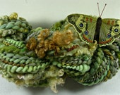 Lepidoptera Super Bulky Art Yarn for knitting, crocheting, weaving (66 yards, 6.6 ounces)