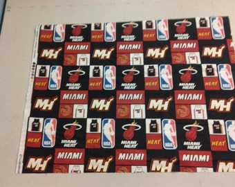 Miami Heat Fabric 247744