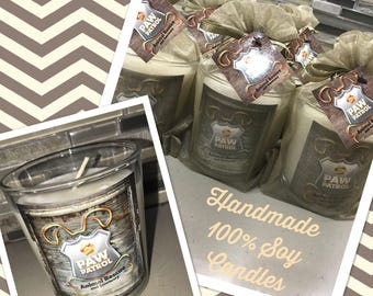 Handmade 100% Soy Candles