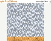 Sale up to 40% off Modern Country blue Ikat by Mary Elizabeth Kinch for Windham fabric 40729-2
