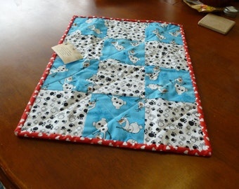 American Girl Doll Bed Quilt