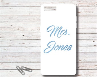 Bride Phone Case, New Bride, Bride To Be, Personalized Phone Case, iPhone Case, Future Mrs, iPhone, Bridal Shower Gift