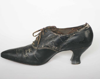 vintage ladies shoe selz chicago 1917