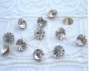 SS20 Swarovski Crystal Round Rhinestone Quantity 12