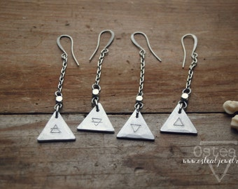 Elemental // Single Earring // Pairs // Sets - Mix and Match