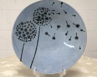 Dandelion Platter
