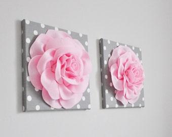 Rose Wall Decor rose nursery   etsy