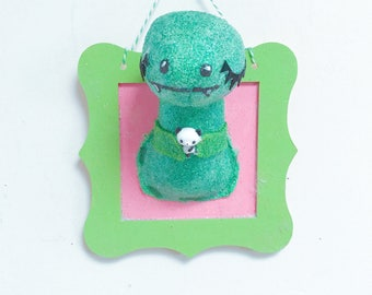 Baby T-Trex taxidermy