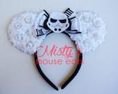 Inspired Star Trooper Star Wars Rose Mouse Ears