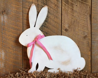 Rabbit - Bunny - Easter - Wall Art - Nursery
