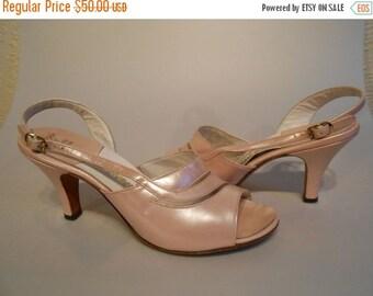 Petal pink heels   Etsy