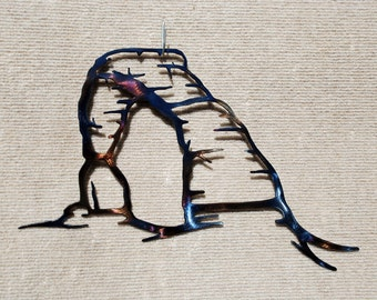 Arches National Park Metal Art